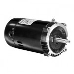 AST165 US Motors 1.5 HP up-rated round flange pump motor