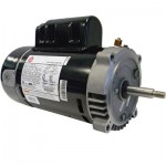AST225 US Motors 2 HP up-rated round flange pump motor