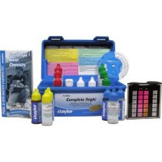 K-2005 Complete High DPD Professional Pool Water Test Kit