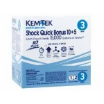 1 lb bags of quick dissolving shock - KemTek 5 pack