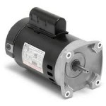 B2848 A.O. Smith 1 HP threaded full rated pool pump motor