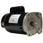 B2854 A.O. Smith 1.5 HP threaded up rated pool pump motor