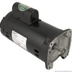 B2984 A.O. Smith 2 HP 2 speed full rated pool pump motor