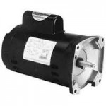 B855 A.O. Smith 2 HP threaded up rated pool pump motor