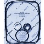 Hayward Max-Flo pump seal go-kit