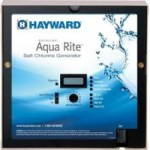 Hayward AQR Aqua Rite Chlorine Generator Control Panel for in ground pools up to 40,000 gallons