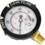 190058 Pentair Pressure Gauge for Clean and Clear/Clean and Clear Plus filters