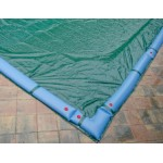 16 x 36 ft Rectangle Solid In Ground Winter Pool Cover 10/1 Warranty