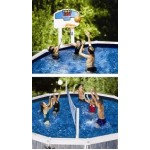 Swimline PoolJam AG Volleyball/Basketball Combo 9191